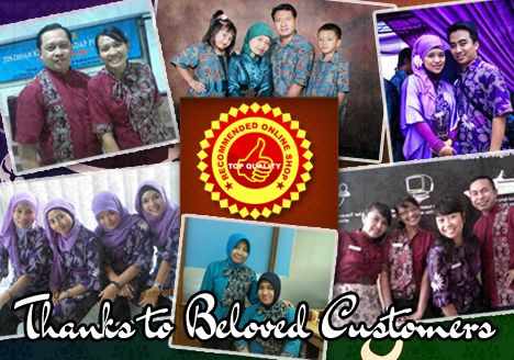 Thanks to Beloved Customers