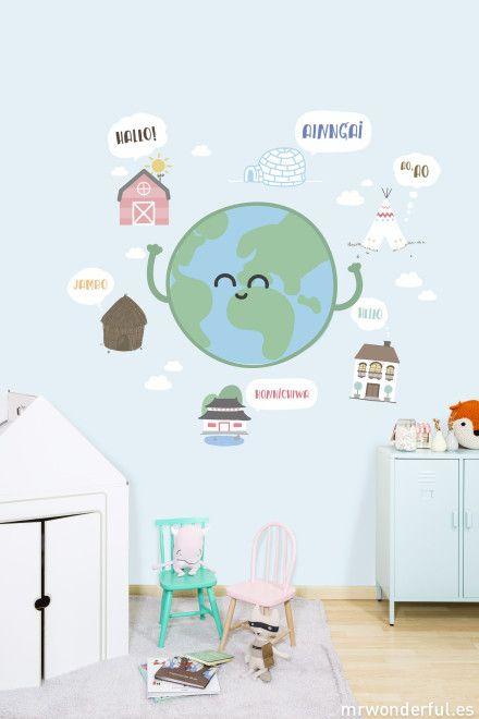 #wallpaper #behang #wereld #world   mrwonderfulshop