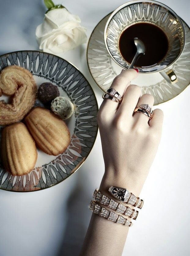 My styling for Bvlgari Accessories in Dichan magazine Thailand still life photography