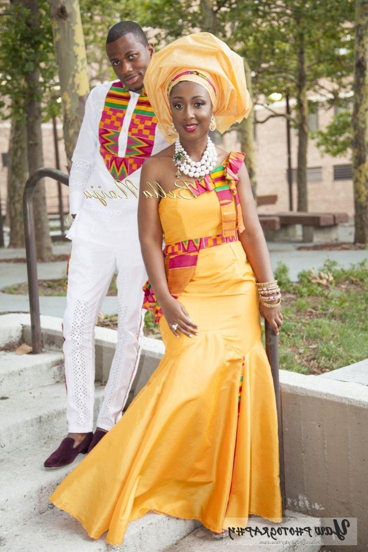 Ghana Wedding Wear