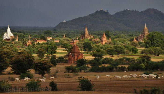 Burma tour photos: Rangoon, Mandalay, Bagan, Kalaw, Inle lake