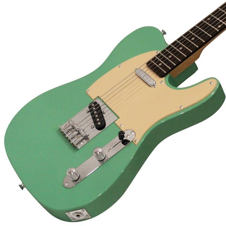 Sawtooth stetsgrwkit2 electric guitar