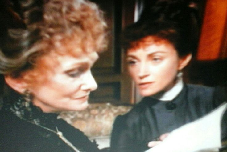 Jane Seymour and Sheila Hancock