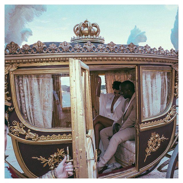 1 Year Later, Kim Kardashian Shares All the Amazing Fashion From Her Wedding | POPSUGAR Fashion UK