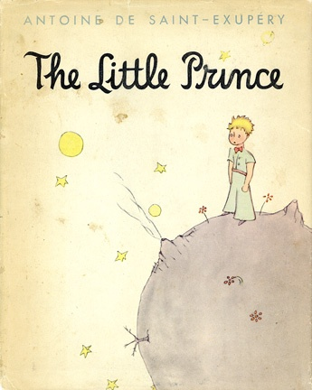 'The Little Prince' by Antoine Saint-Exupery is like 'The Alchemist' by Paulo Coelho -- books on the perspectives of life.