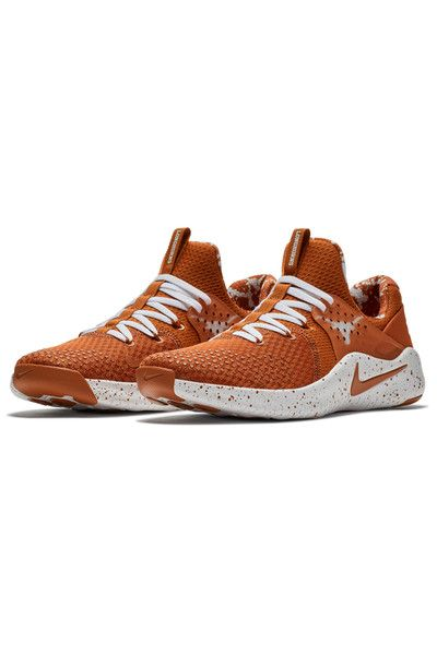 sale retailer 70a63 d6acc Nike Free TR 8 Texas Longhorns Men s Training Shoe