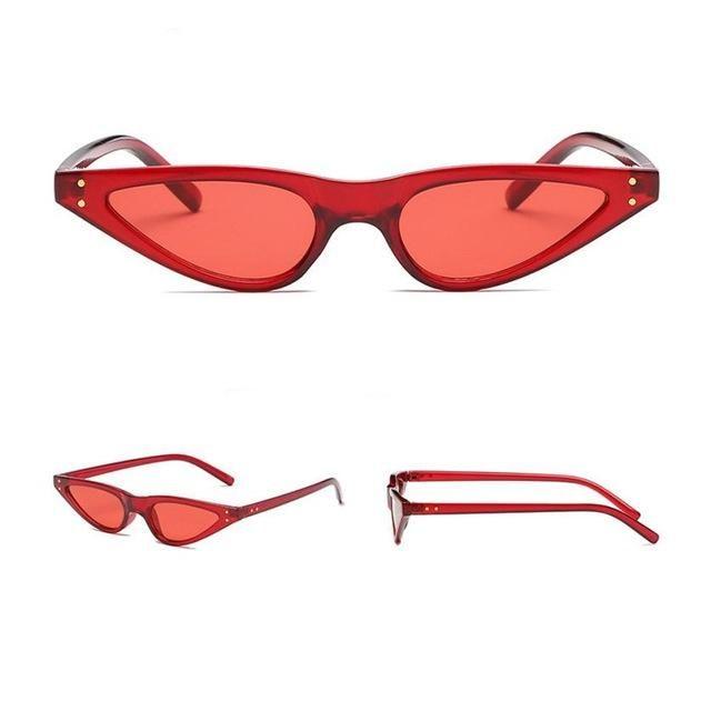 d80b7e012e510 Vintage Retro Unisex UV400 Glasses Sunglasses – NewBlack2U