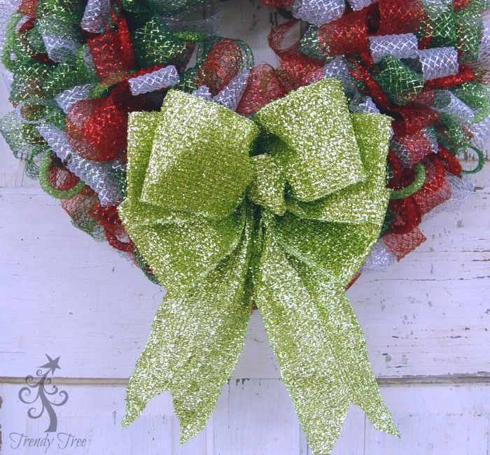14 Best Make A Bow Images On Pinterest Ribbons Modern