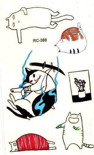 Katze Lustig Comic