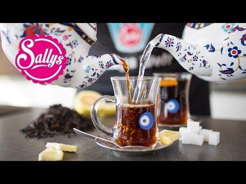 Türkischer Tee Zubereitung & Verlosung - YouTube