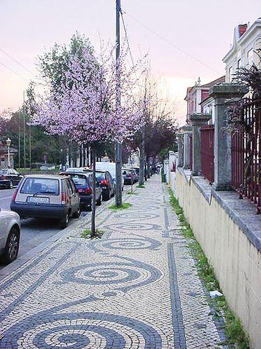 Circulo Vicioso: Calçada Portuguesa