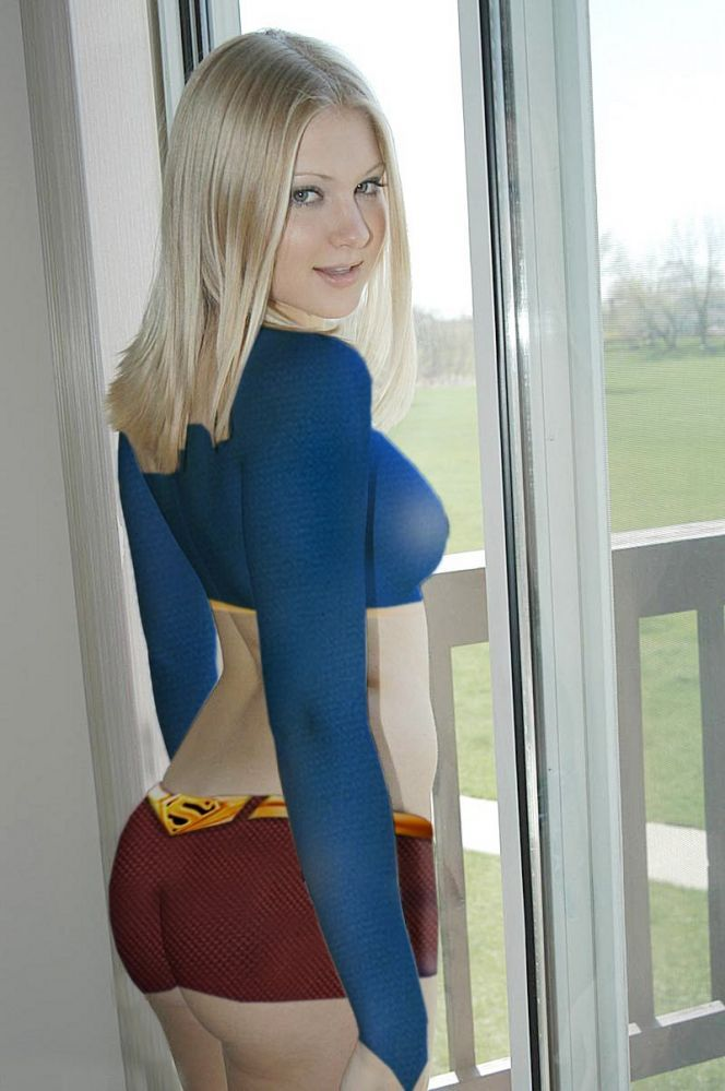 Tiffany Teen Superhero Fan Art  Supergirl Cosplay  Pinterest  Fans, Art And Photos-6128