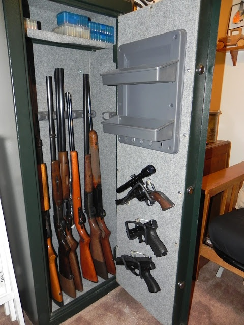 55 best images about tactical gun room safe armory for Building a gun safe room