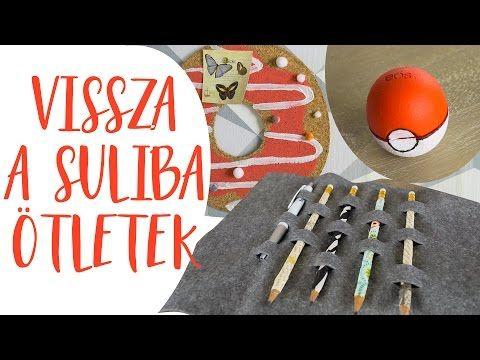 ÓRIÁSI Vissza a Suliba videó | Giga Back To School - INSPIRACIOK.HU | Csorba…