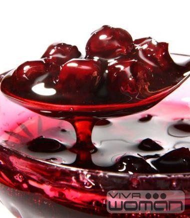 Изысканное вишнёвое варенье рецепт с фото