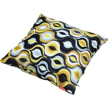 Peacock Soft Black & Yellow http://pillowsgallery.com/pl/glowna/32-peacock-soft-black-yellow.html