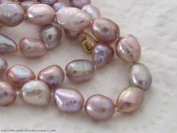 pearl clasp water lilac hilaryschwartz baroque silver with fresh pearls products