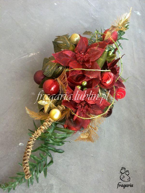 NaBoże Narodzenie nie tylko przystrajamy nasze domy i miejsca pracy, ale często odwiedzając nieobecnych już przy nas bliskich, składamy na ich grobach dekoracje świąteczne. Najczęściej są to małe ...