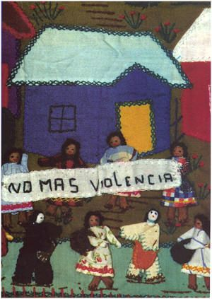 WHEN ART LOSES ITS STING: THE EVOLUTION OF PROTEST ART IN AUTHORITARIAN CONTEXTS Chilean Arpilleras protest - Google Search