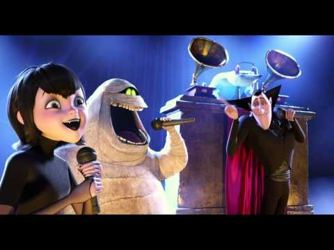 """The Zing Song"" ~ Hotel Transylvania. Love that movie!"