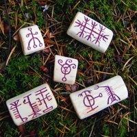 Rune Stones by ~kalter-stahl on deviantART