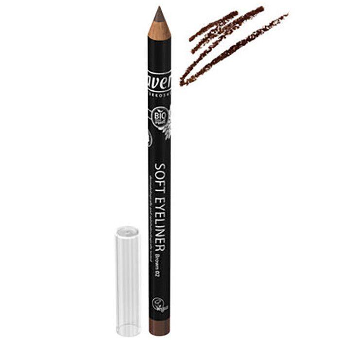 Lavera Soft Eyeliner - Brown 02