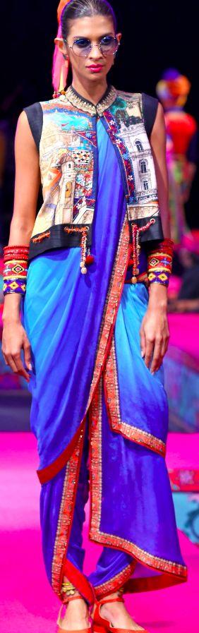 Tarun Tahiliani Spring/Summer 2015 / Indian Designer