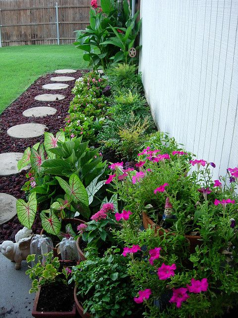 August 3 2009 Landscaping Pinterest Garden Backyard And Yard