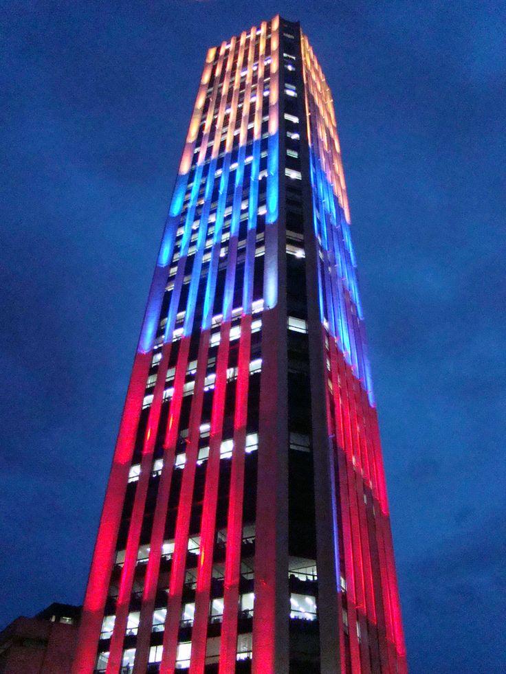 https://flic.kr/p/8CyhUY | BOGOTÁ -  COLOMBIA | Edificio Colpatria