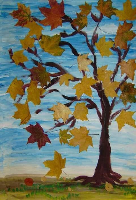 Sonbahar ağacı