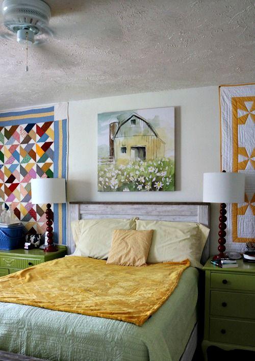 My Farmhouse Themed Bedroom Cozy Little House Blog Posts Cozy