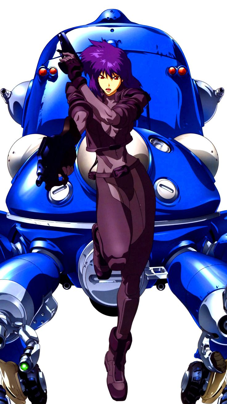 Pin by William Rasmussen🎸 on Anime TV Shows Ghost in