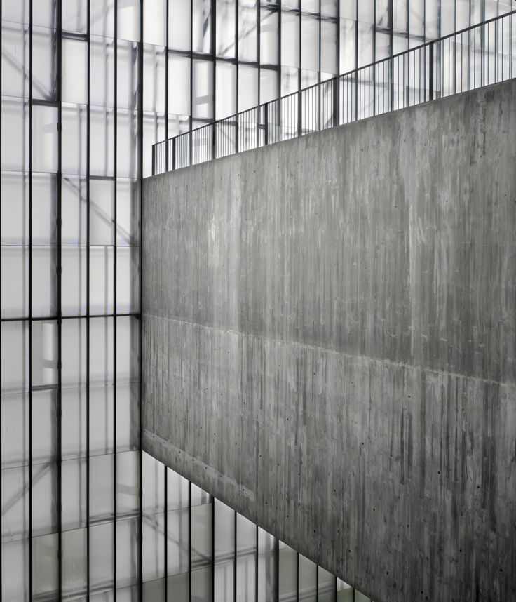 #concrete Arts Center by Angel Alonso and Victoria Acebo Architects