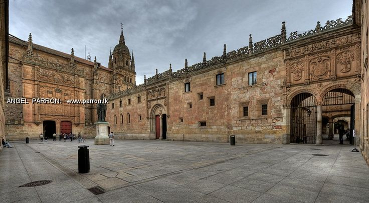 Universidad. Salamanca. Spain