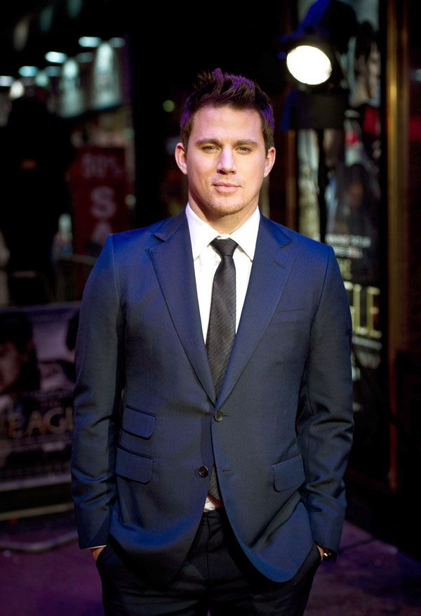 Just because it's Tuesday and you know you need this: 26 beautiful pictures of Channing Tatum.