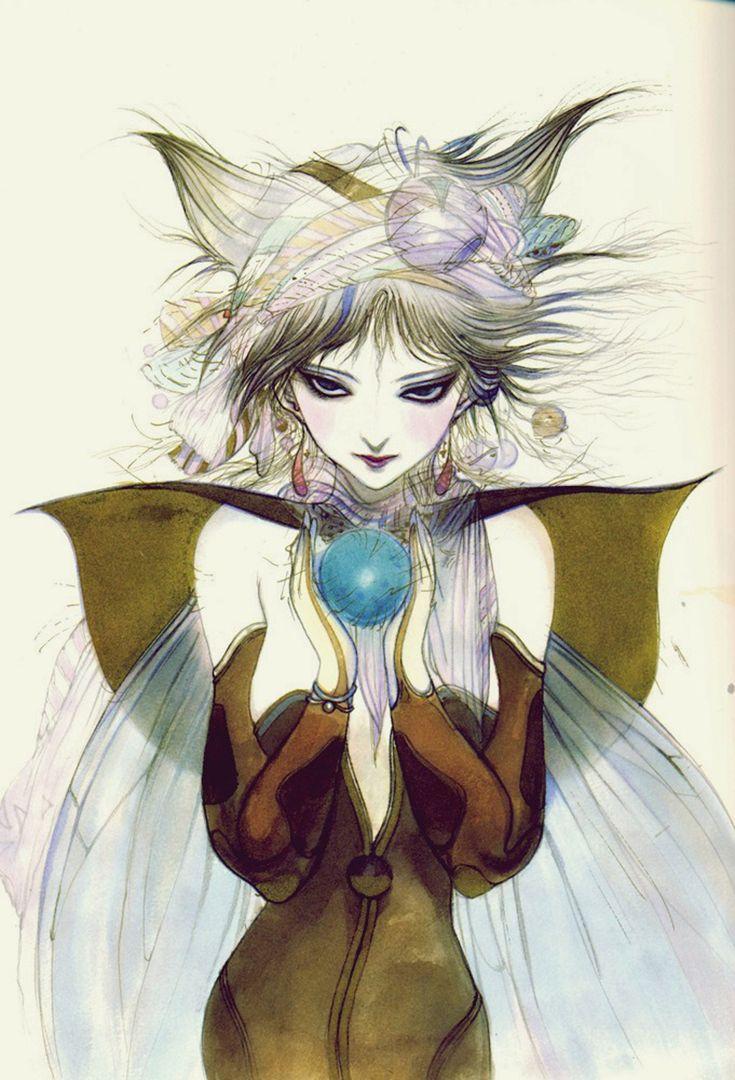 The Art Of Animation, Yoshitaka Amano
