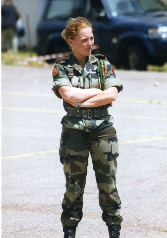 French Army Women 119 best Military imag...