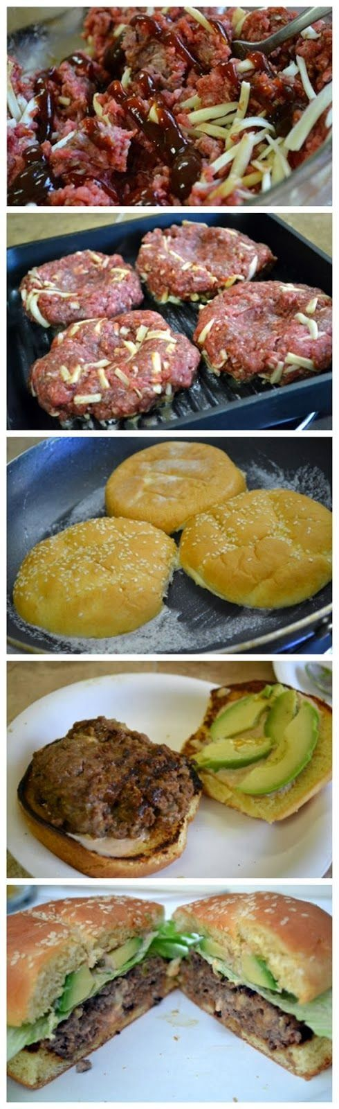7 Best Images About Burger Recipes On Pinterest  Bumble