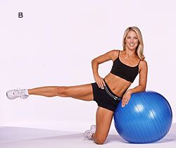 Leg Exercises and Ab Exercises: The Belly and Thighs Workout - Prevention.com