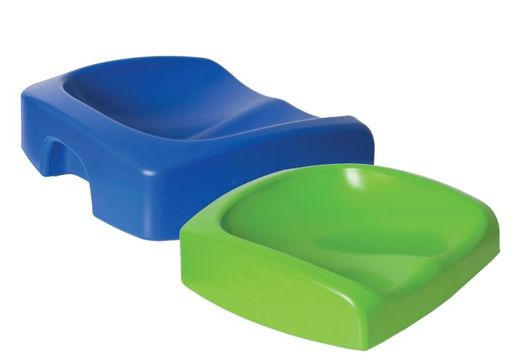 Toosh Coosh boosters NEW Colours - Cool Blue and Groovy Green!