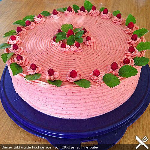 Erdbeer - Vanille - Buttercreme
