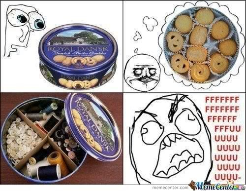 cookie troll meme lol