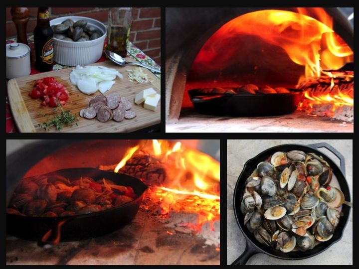 Forno Bravo Community Cookbook | Pizza Oven Recipes | Wood-Fired Cooking