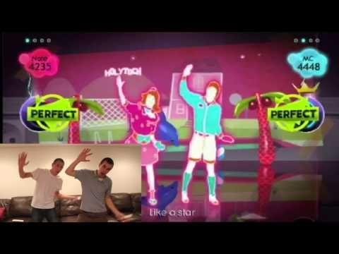 Just Dance II - Wii - Barbie Girl - Aqua - Duet (HD) - YouTube