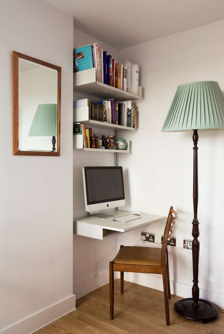 Desk In Bedroom Small Work Spaces
