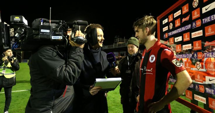 Brackley Town's part-timers aiming to juggle day jobs once again with FA Cup glory against Blackpool #brackley #timers #aiming #juggle…