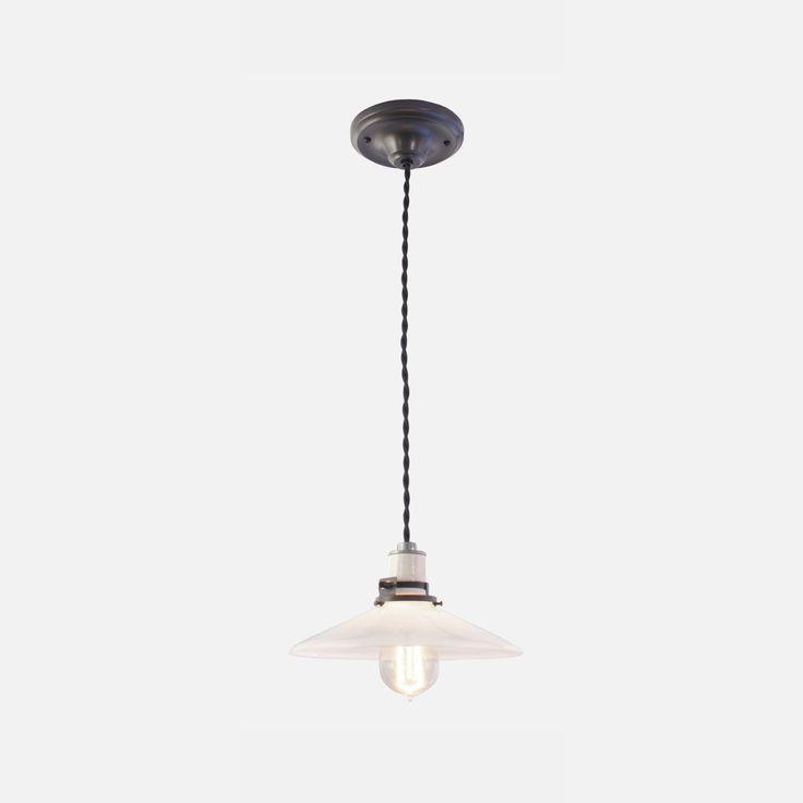 MIT Pendant Light Fixture | Schoolhouse Electric & Supply Co.Living Room