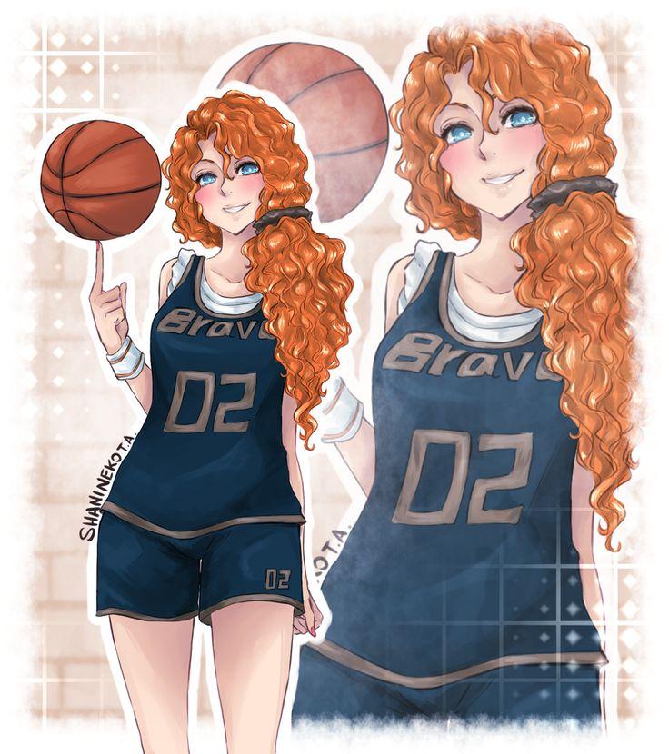 Merida Sport by ShaniNeko.deviantart.com on @deviantART