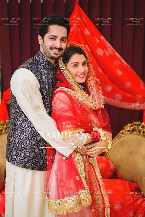 Ayeza Khan n Danish Taimoor Nikah Pics #MuslimWedding, #PerfectMuslimWedding, #IslamicWedding, www.PerfectMuslimWedding.com