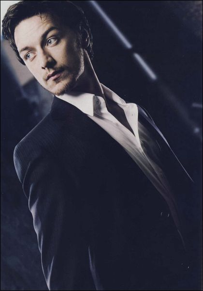 James McAvoy...I had a dream about him last night and my mom was wondering why I…